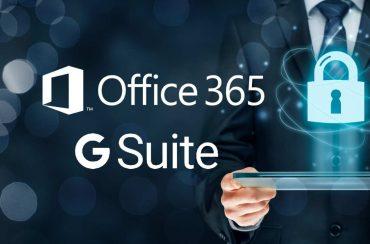 Cómo proteger tu entorno de Office 365 y G Suite contra ciberataques