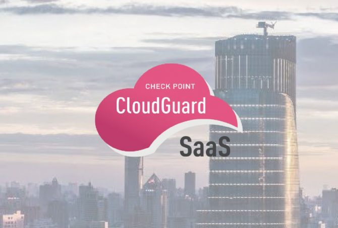 Cloudguard SaaS Hoja de Producto 2020